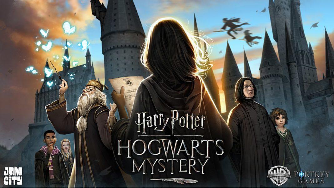 harry potter hogwarts mystery на русском