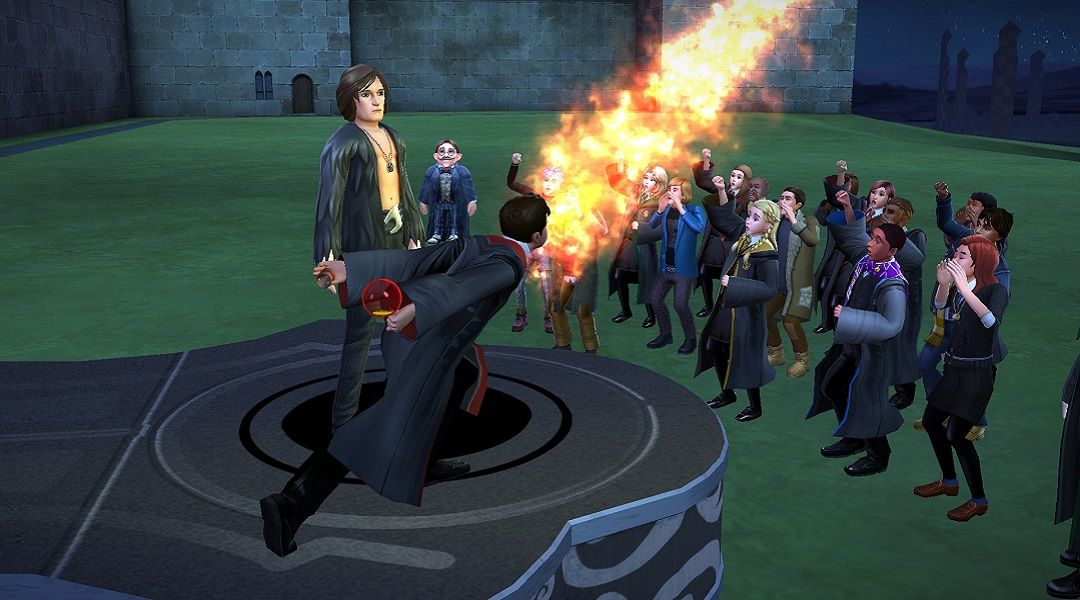 harry potter hogwarts mystery скачать