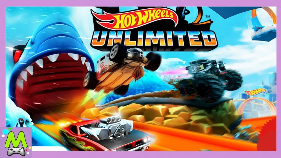 скачать hot wheels unlimited