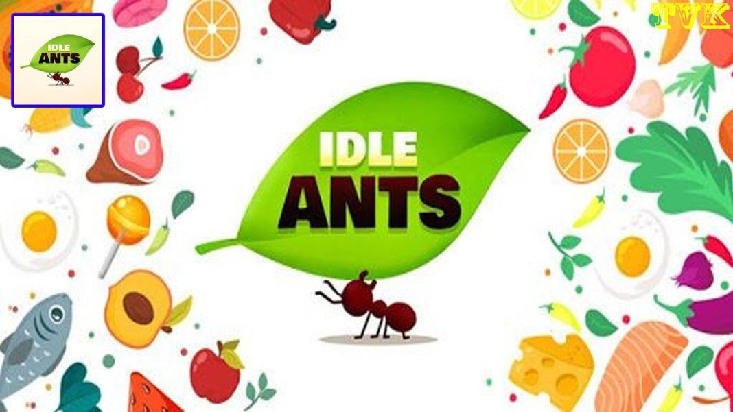 взлом idle ants