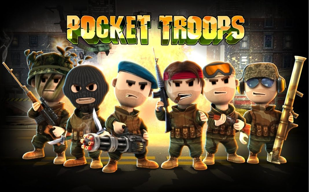 pocket troops взлом