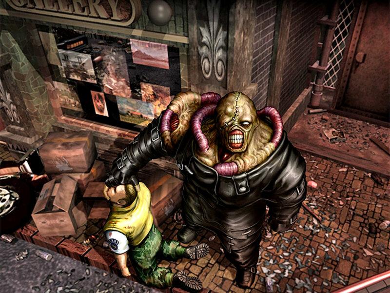resident evil 3 на андроид