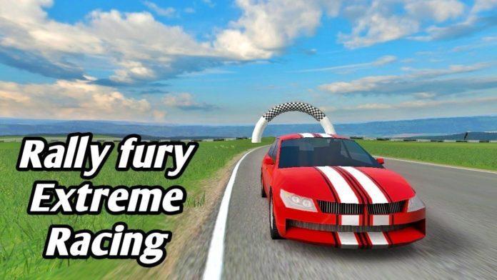 скачать взломанную игру rally fury