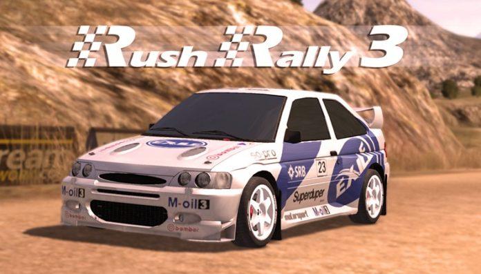 скачать rush rally 3