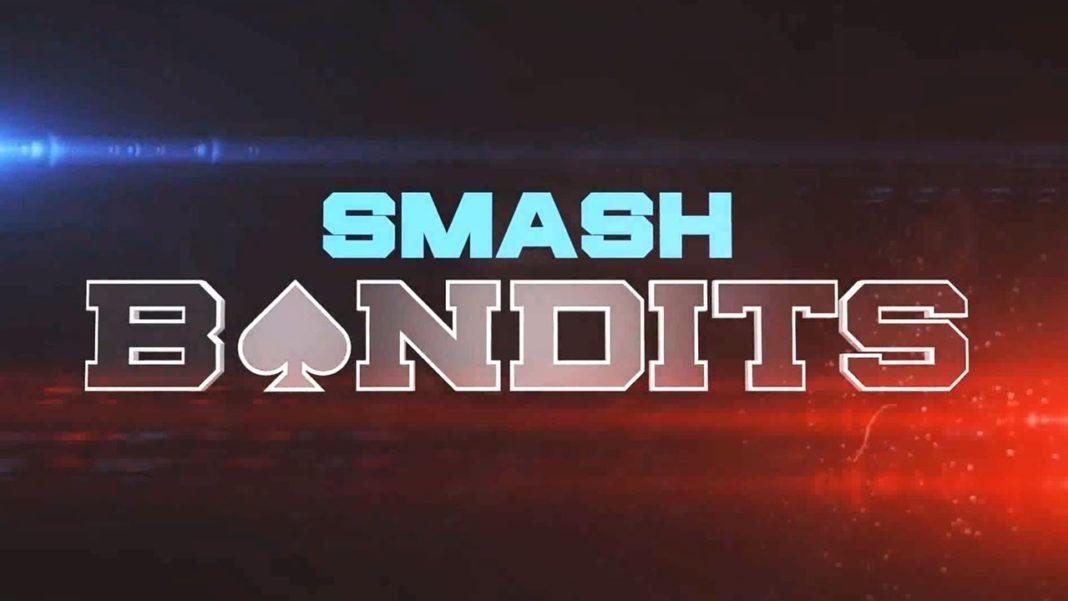 smash bandits racing много денег