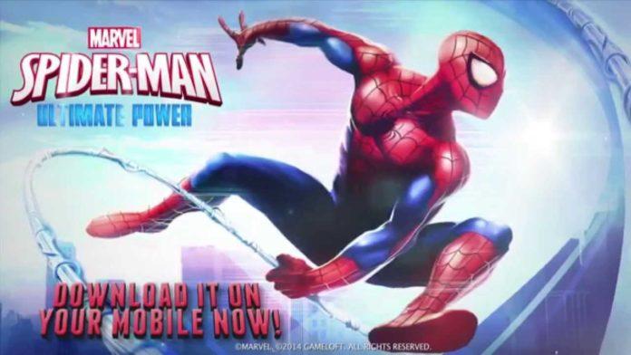 скачать игру человек паук невероятная сила