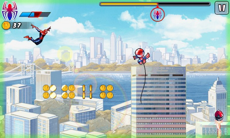 скачать spider man ultimate power