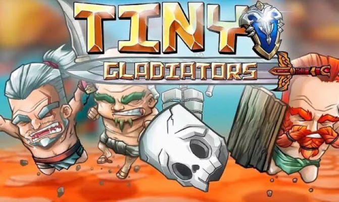 скачать tiny gladiators взлом