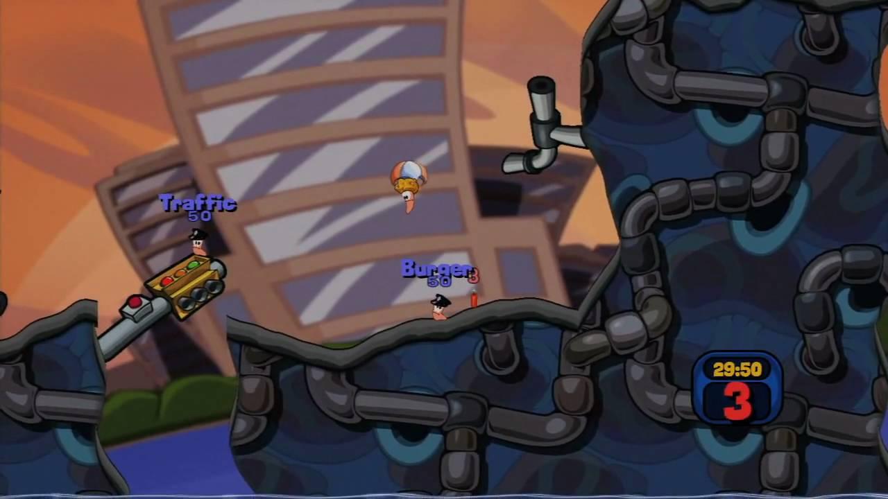 скачать worms 2 armageddon