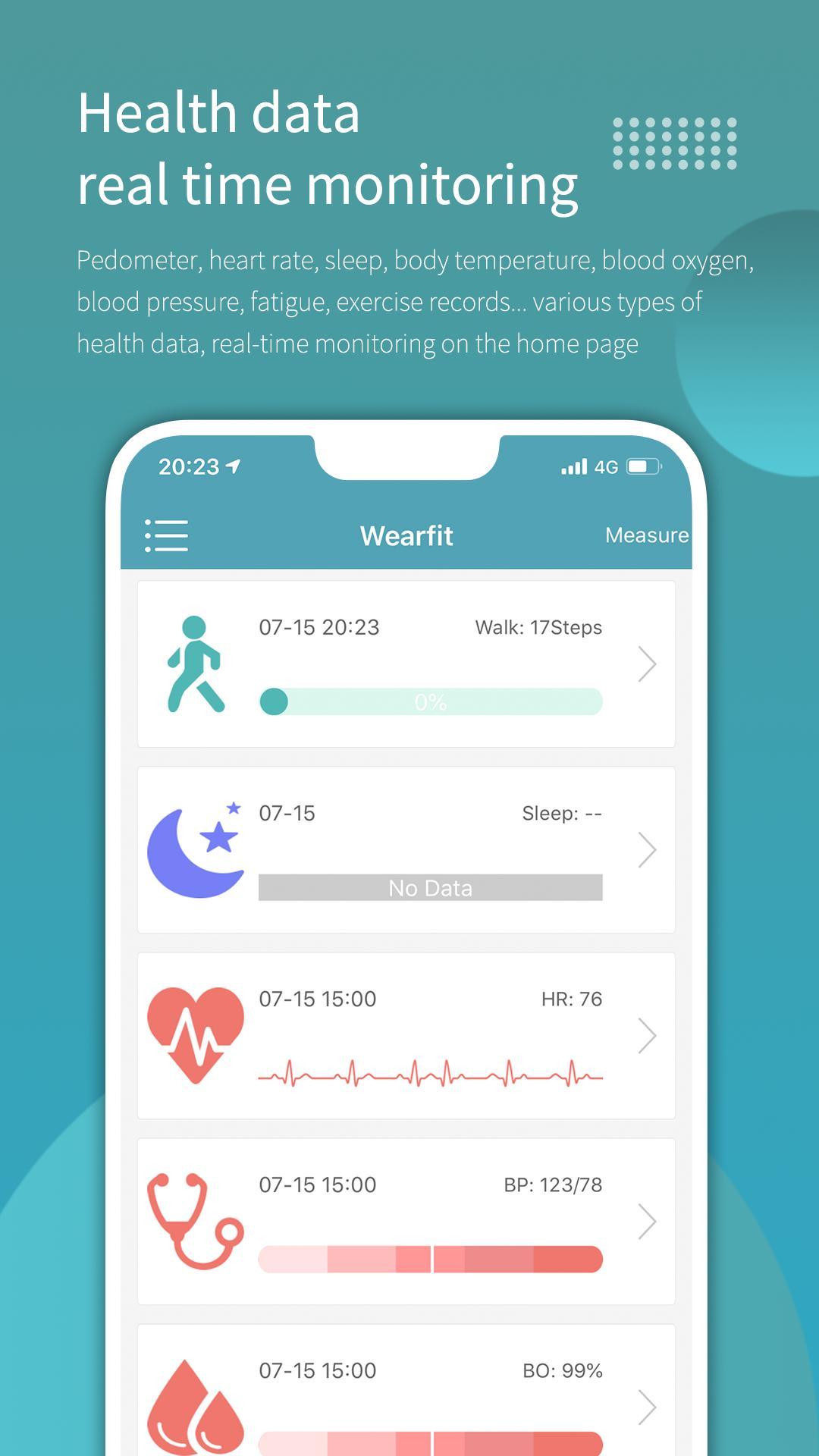 wearfit приложение скачать
