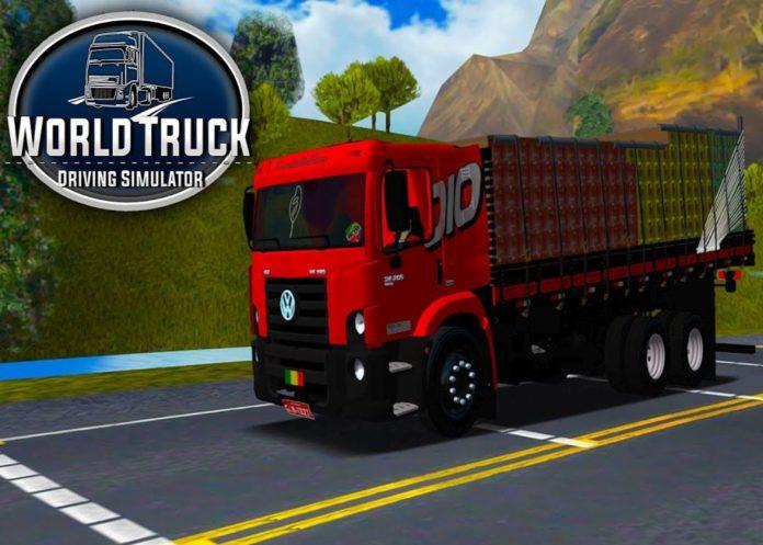 world truck driving simulator скачать