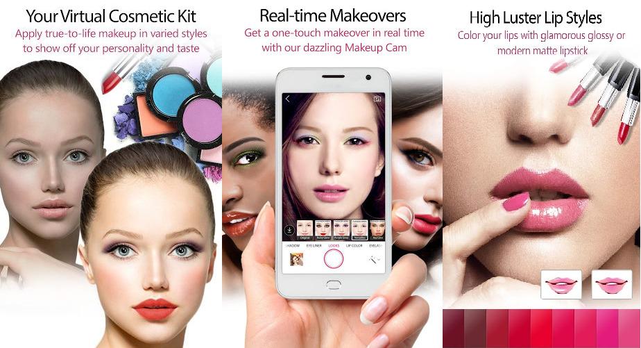 скачать youcam makeup на андроид бесплатно