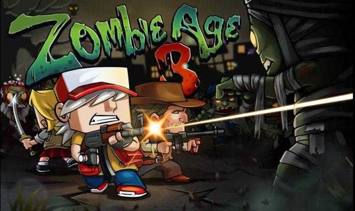 скачать взлом zombie age 3