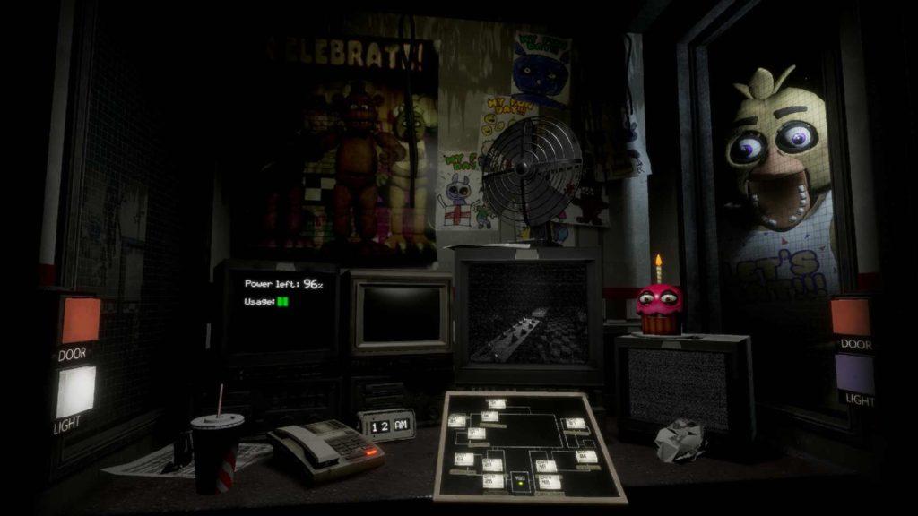 Five Nights at Freddys на андроид
