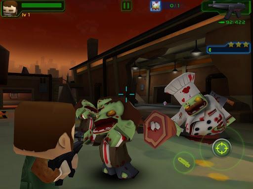 скачать зов мини зомби 2 взлом