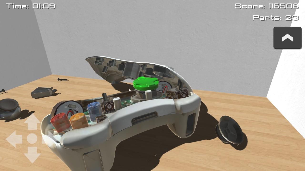 disassembly 3d на андроид все открыто