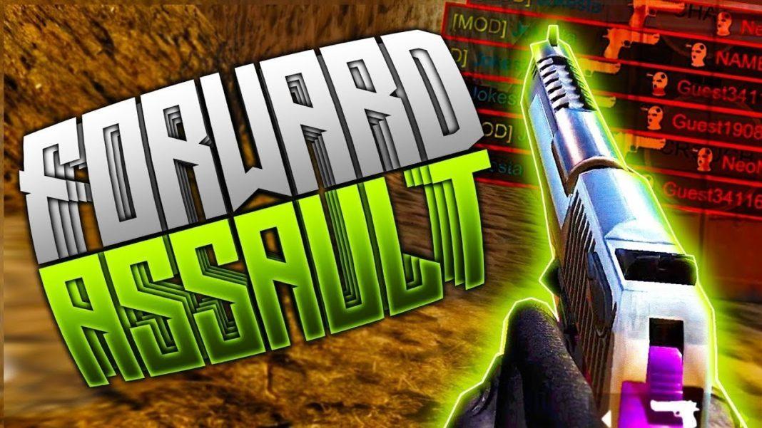 скачать forward assault