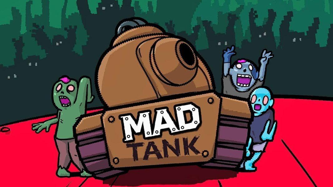 взлом mad tank