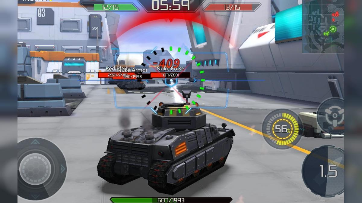 mad tank мод на деньги
