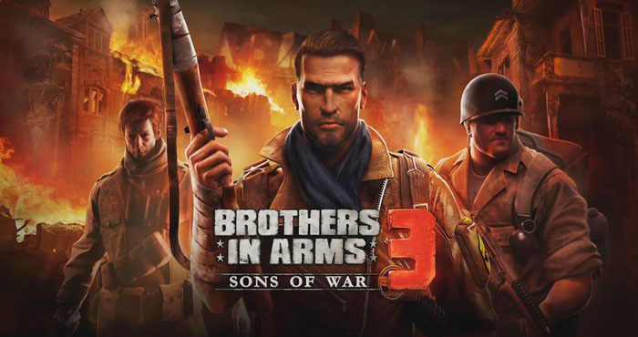 скачать brothers in arms 3 bia3