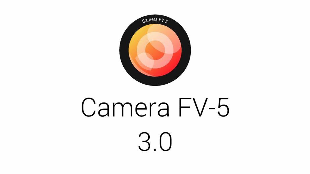 camera fv 5 pro скачать