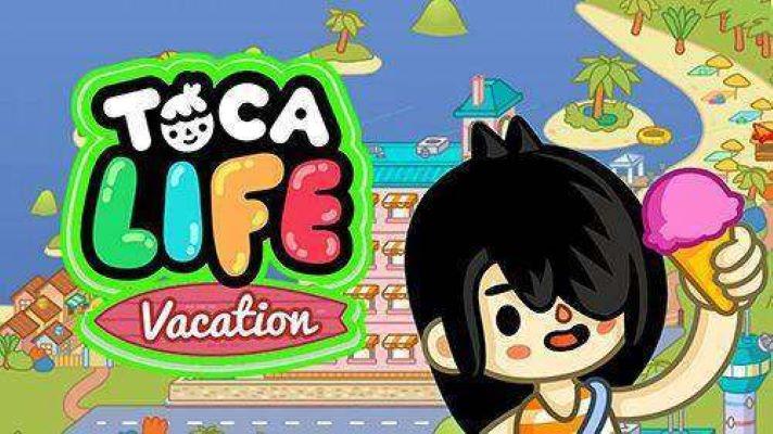 toca life vacation скачать бесплатно
