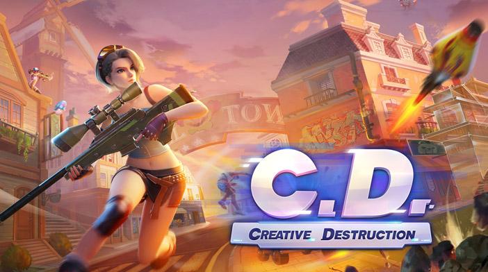 creative destruction скачать на андроид