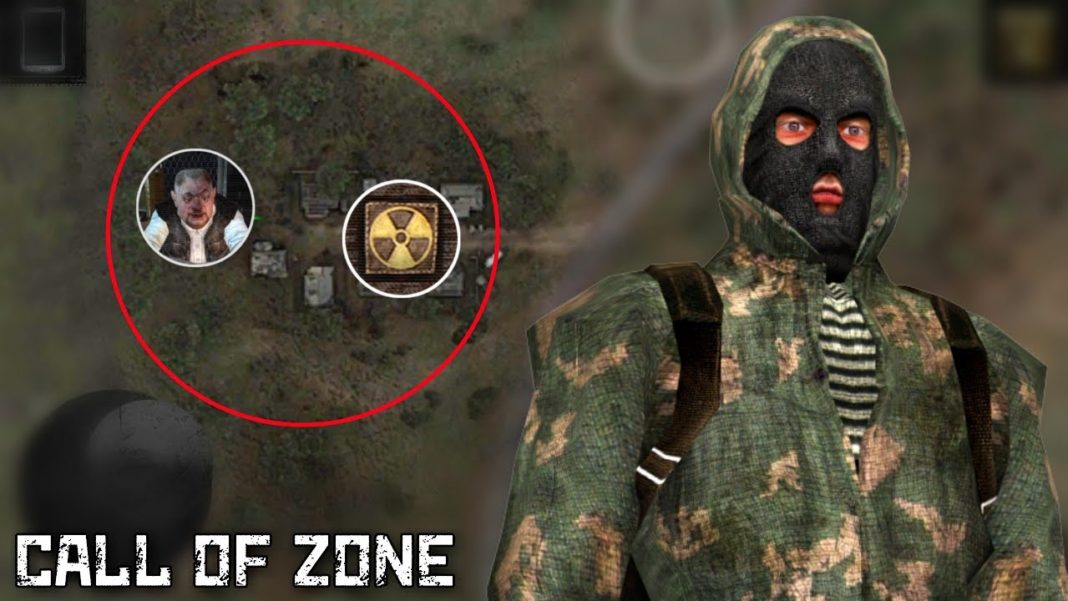 call of chernobyl breathing of zone