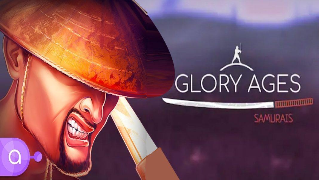 glory ages samurais мод много денег
