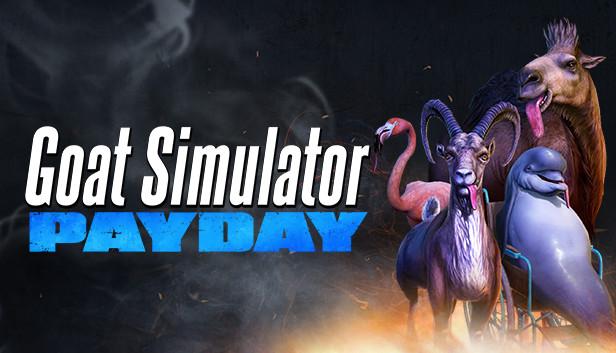 скачать goat simulator payday
