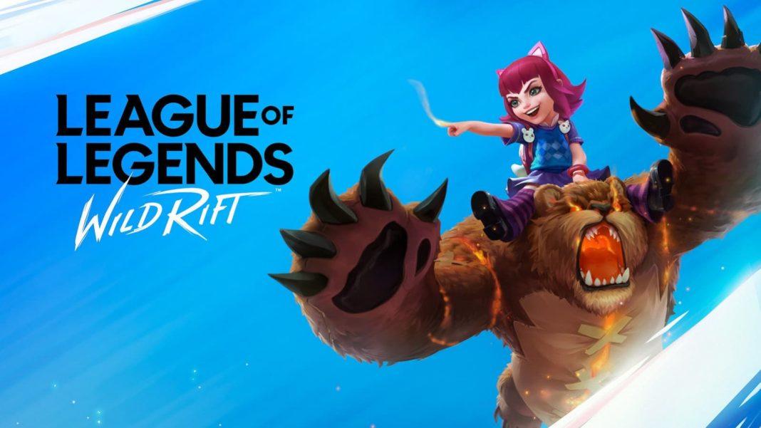 скачать league of legends wild rift