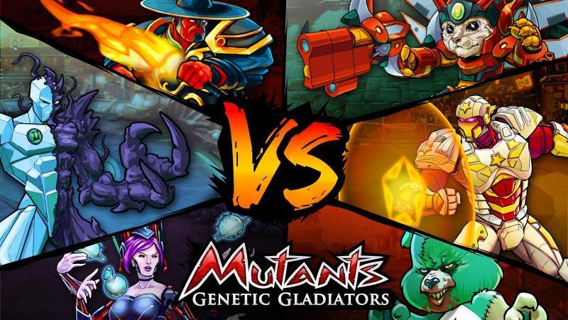 скачать мутанты генетические войны