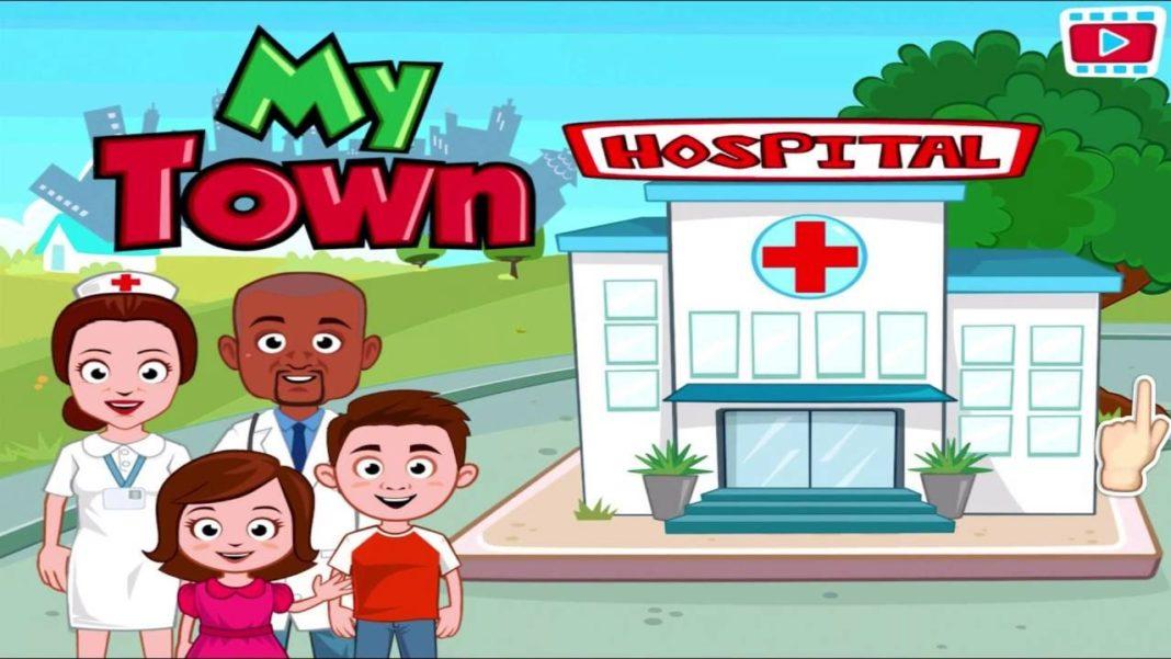 скачать my town hospital