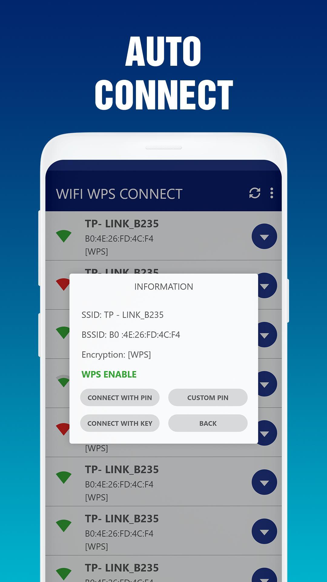 скачать wifi warden classic wps connect