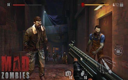 merge gun zombies мод много денег