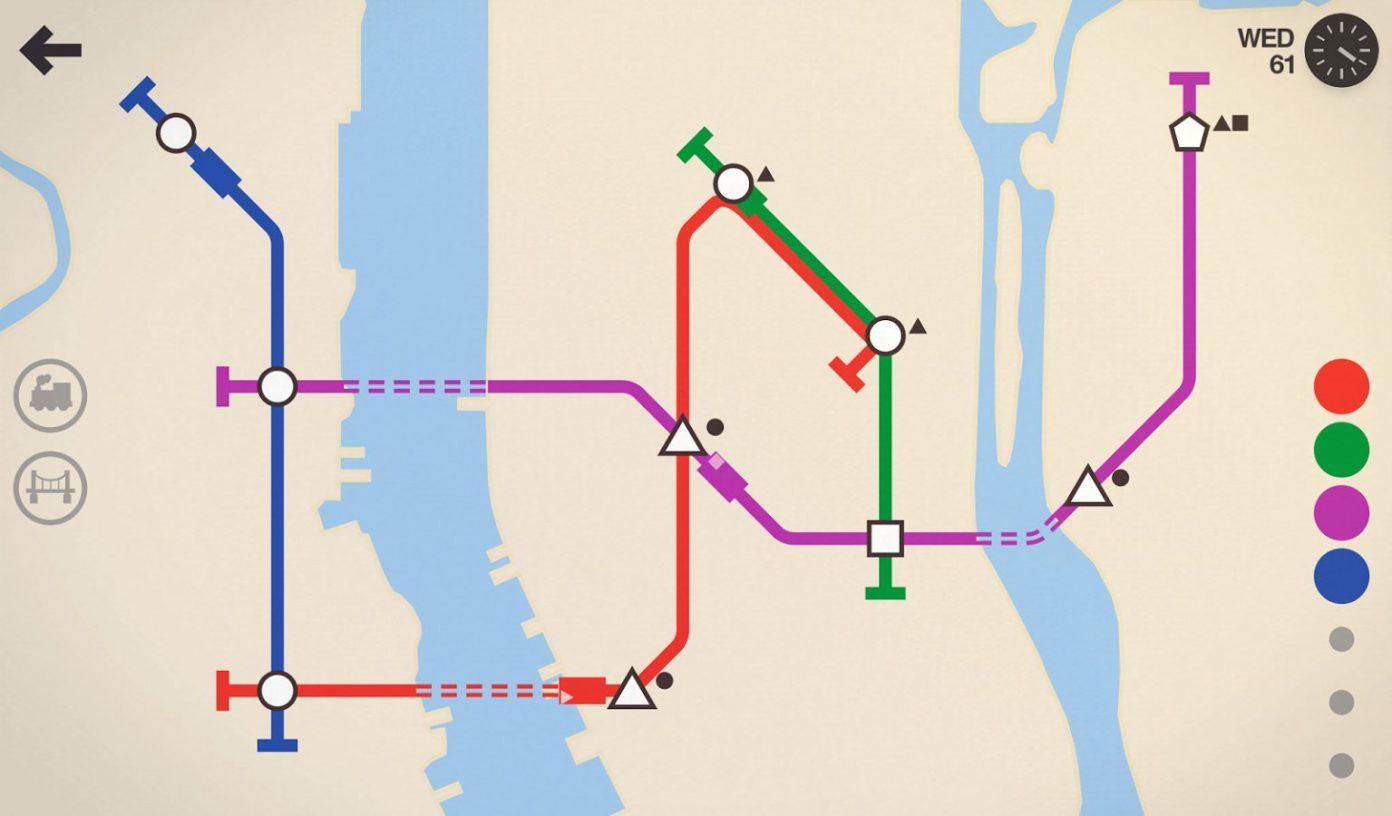 скачать мини метро