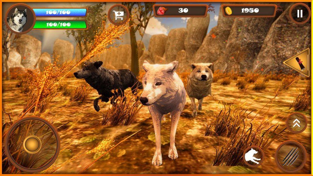 скачать симулятор волка